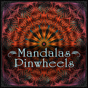 Pinwheel Mandalas