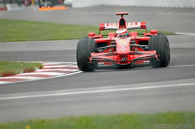 Formule 1, Montréal 2008