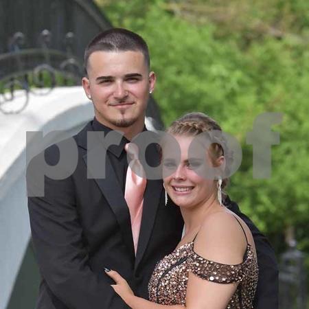 Milen & Anthony's Prom Pics. 5/31/18