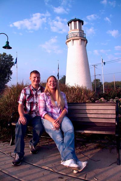 Alisha & Rob