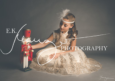 Nutcracker Phtoshoot Parent 2019