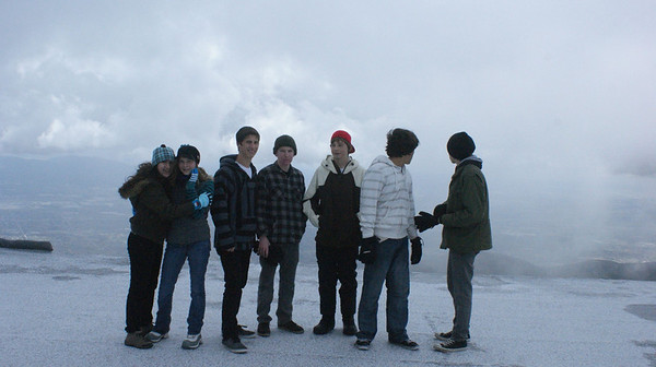 High School Winter Camp 2011
