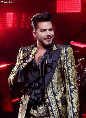 Queen + Adam Lambert, LA2, The Rhapsody Tour July 20, 2019