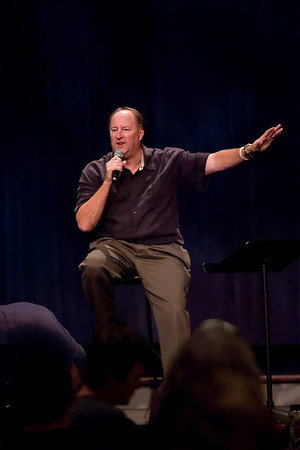 Galatians with Dave Nystrom - November 1, 2009