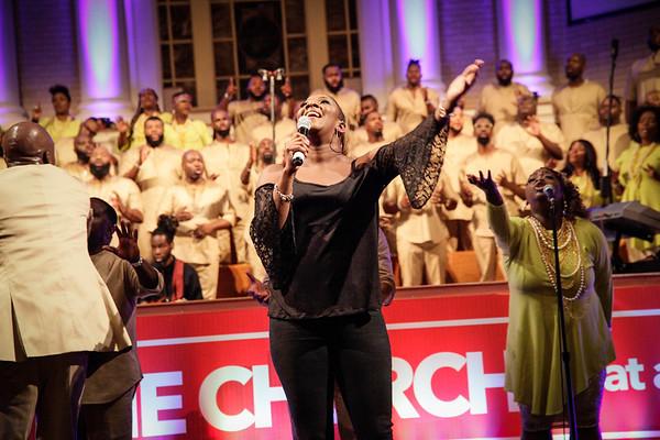 Celebrity Event, Ricky G, Leandria Johnson