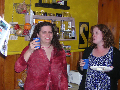 Erin's Birthday Party 2005