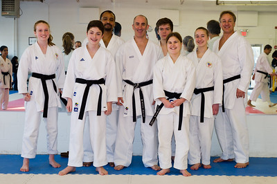 BMAC January 2012 Belt Exam