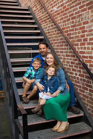 The Vandergriff Family June 2016