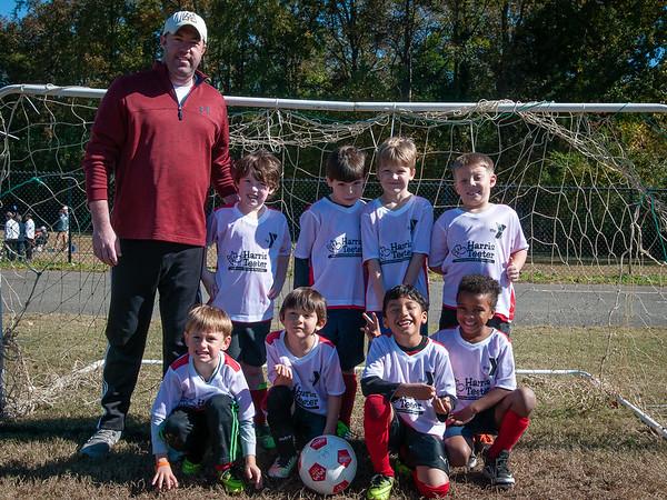 Harris YMCA Soccer 2018 - Jay E