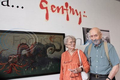 6/8/19 A. C. Gentry Art Show by Jim Bauer