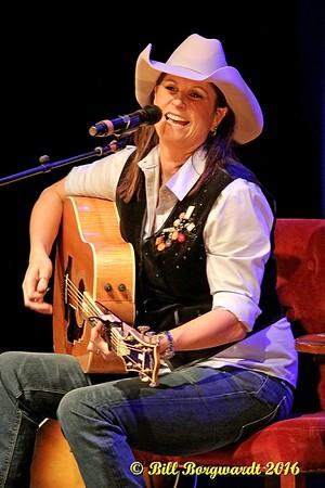 October 28, 2016 - Terri Clark at Shell Theatre in Fort Saskatchewan