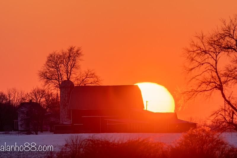 sunset over the Webber's barn 2-16-20 1080-14.jpg