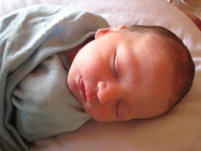 Nathan - the first 6 weeks