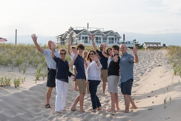 Chalk Family Beach Shoot
