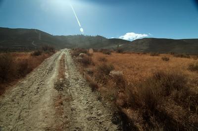 Hiking near Chelan