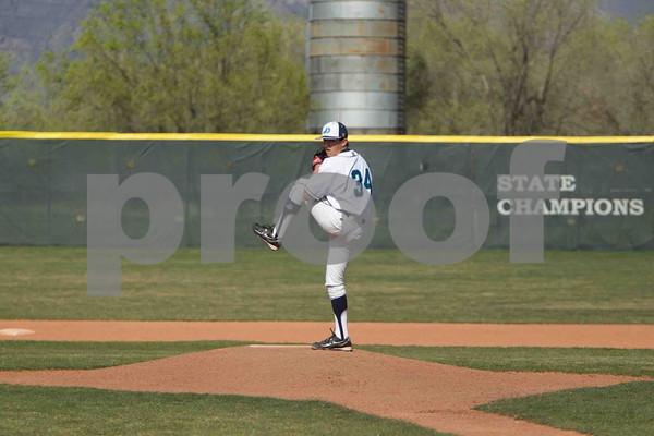 JD vs Uinta JV Baseball