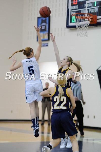 Girls Loudoun County vs Millbrook 2.21.14