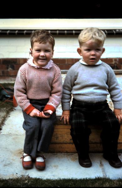 1960-5 (4) Andrew Swan 2 yrs 5 mths & Tony Jones 2 yrs 6 mths.JPG