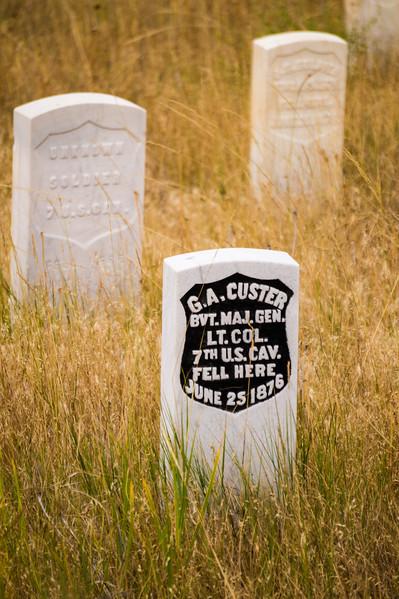 Little Bighorn National Battlefield