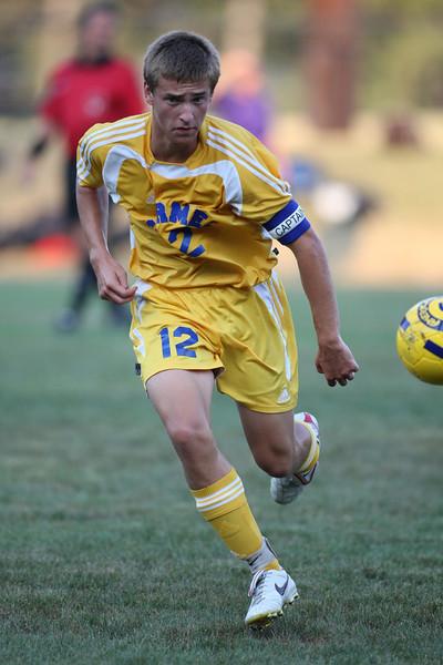 Carmel High School Soccer 2010