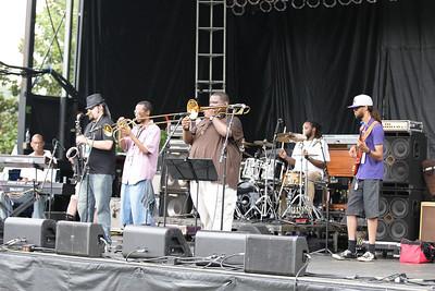 2013 Richmond Jazz Festival - K. G. Experience 8-10-13