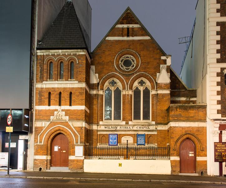 Wilson Street Wesleyan Chapel