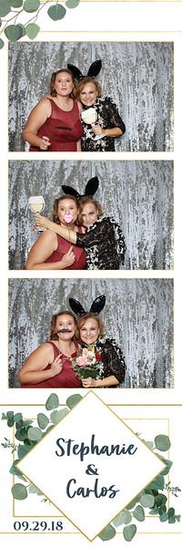 Stephanie & Carlos Wedding