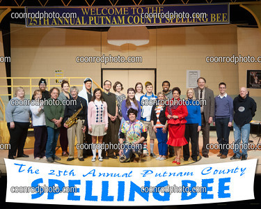 QCT The 25th Annual Putnam County Spelling Bee