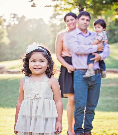 Family Mini: Annia y Victor
