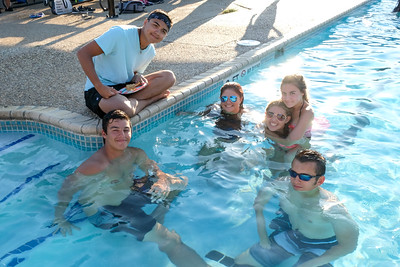 Pool Party - 8/24/18
