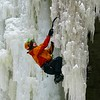 Frigid temps freeze Illinois waterfalls