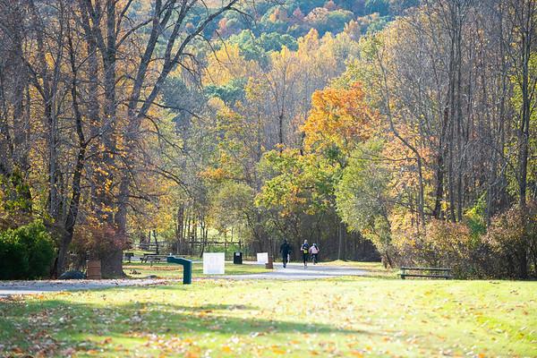 Half-Marathon Rockland Lake 2020