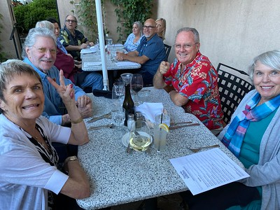 July Dinner Gathering - July 21
