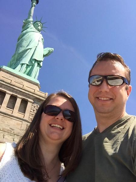 Anniversary Weekend in New York