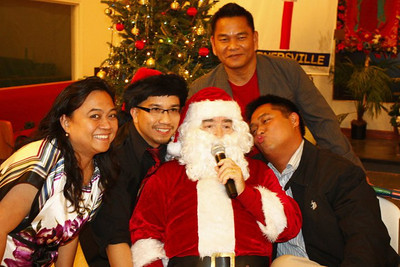 BLD NC Christmas Party