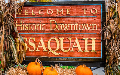 Old town & Issaquah goes Apple event