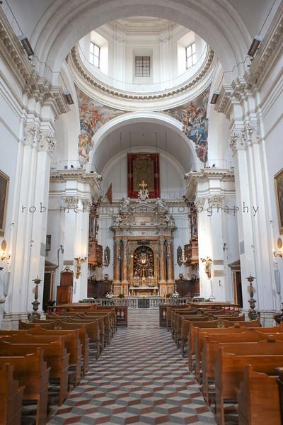 Basilica of San Francesco , Siena , Tuscany