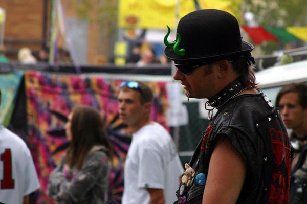 Seattle Hempfest 2007
