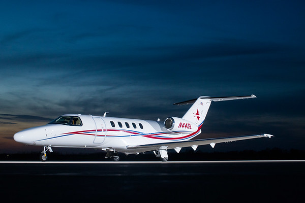 Citation III N44GL (High Res)