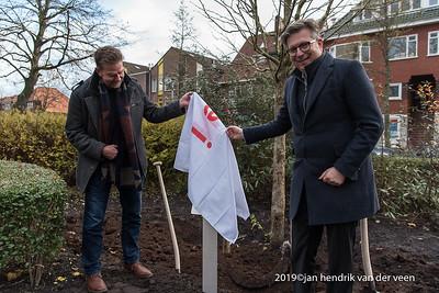 Groningen Aktiviteiten Oosterpark Nijestee 100 jaar bomenplant 2019