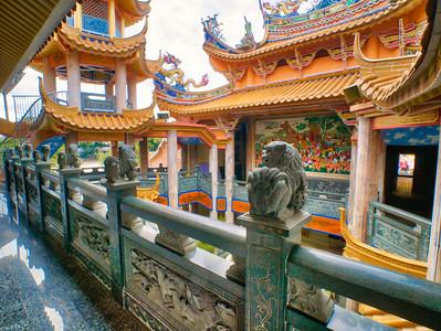 Temple Of Nine Emperor 北海斗母宫