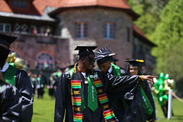 Southern Vermont College 92nd commencement. 051819