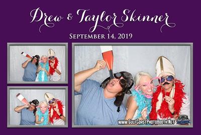 Taylor & Drew Skinner