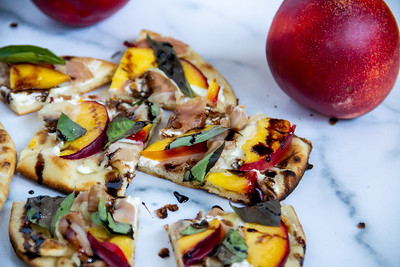 Nectarine Flabread
