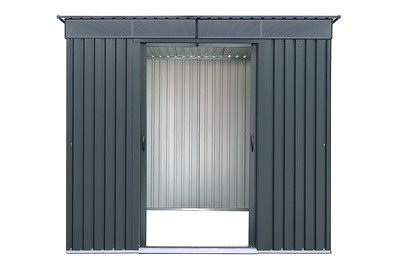 Pent Roof 8x6 Skylight Anthracite