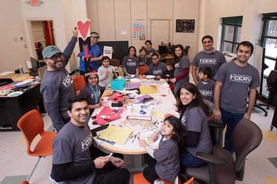 2019-01-19 MLK Day service projects