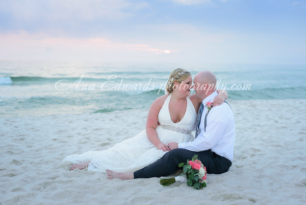 Mr. and Mrs. Edwards  |  Panama City Beach