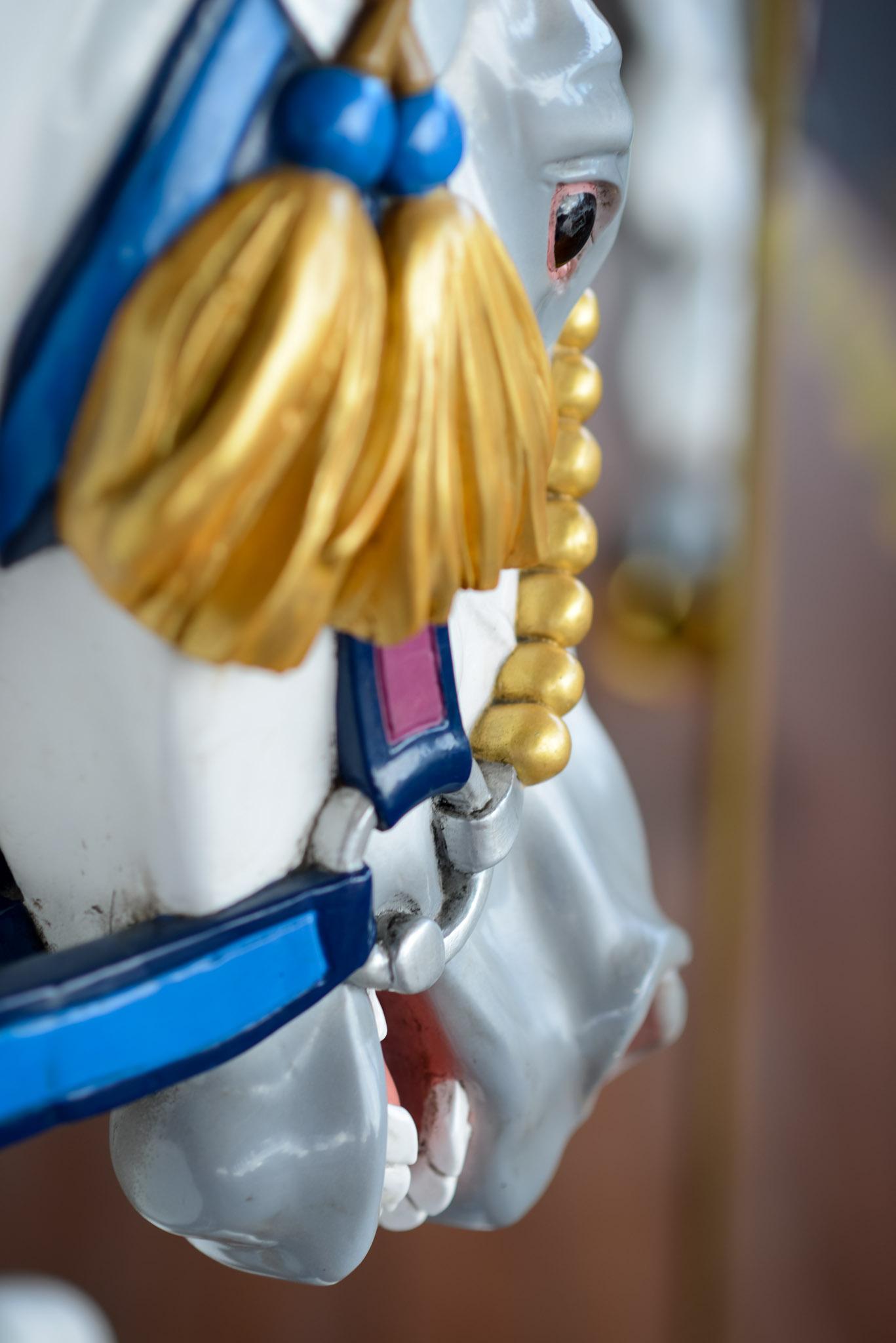 Carrousel Horse - Walt Disney World Magic Kingdom