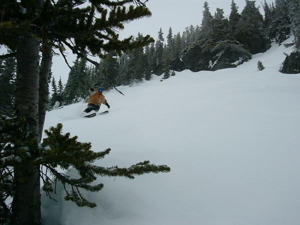 May skiing