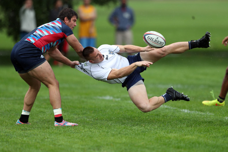 2016 US Coast Guard Rugby Tackles and Tunes